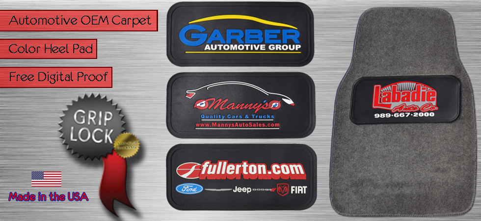 Automotive OEM Carpet